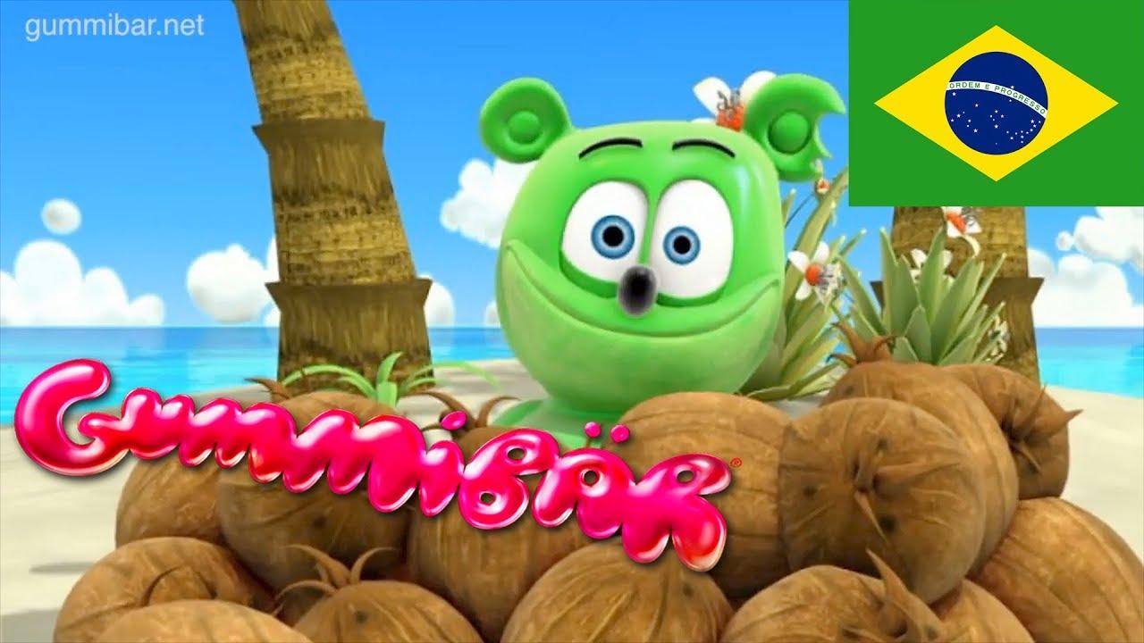 video do ursinho gummy