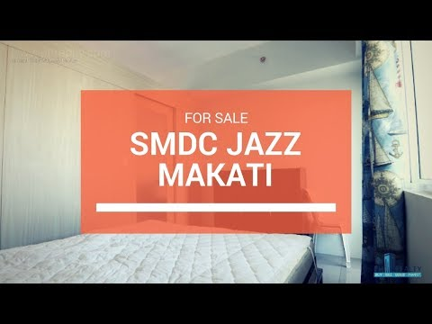SMDC Jazz Residences Condo in Makati City for Sale 7M
