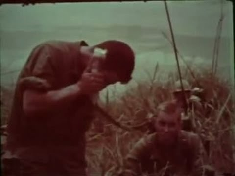 Marines - 1967 - HQMC Released Vietnam Documentary!