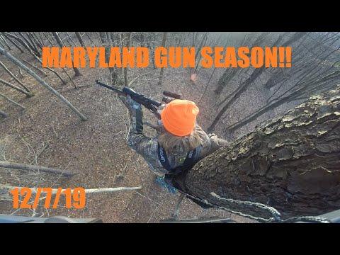 Maryland Gun Season Is Here!