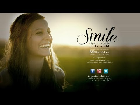 smile to the world project - Fanny´s message to the filmmakers