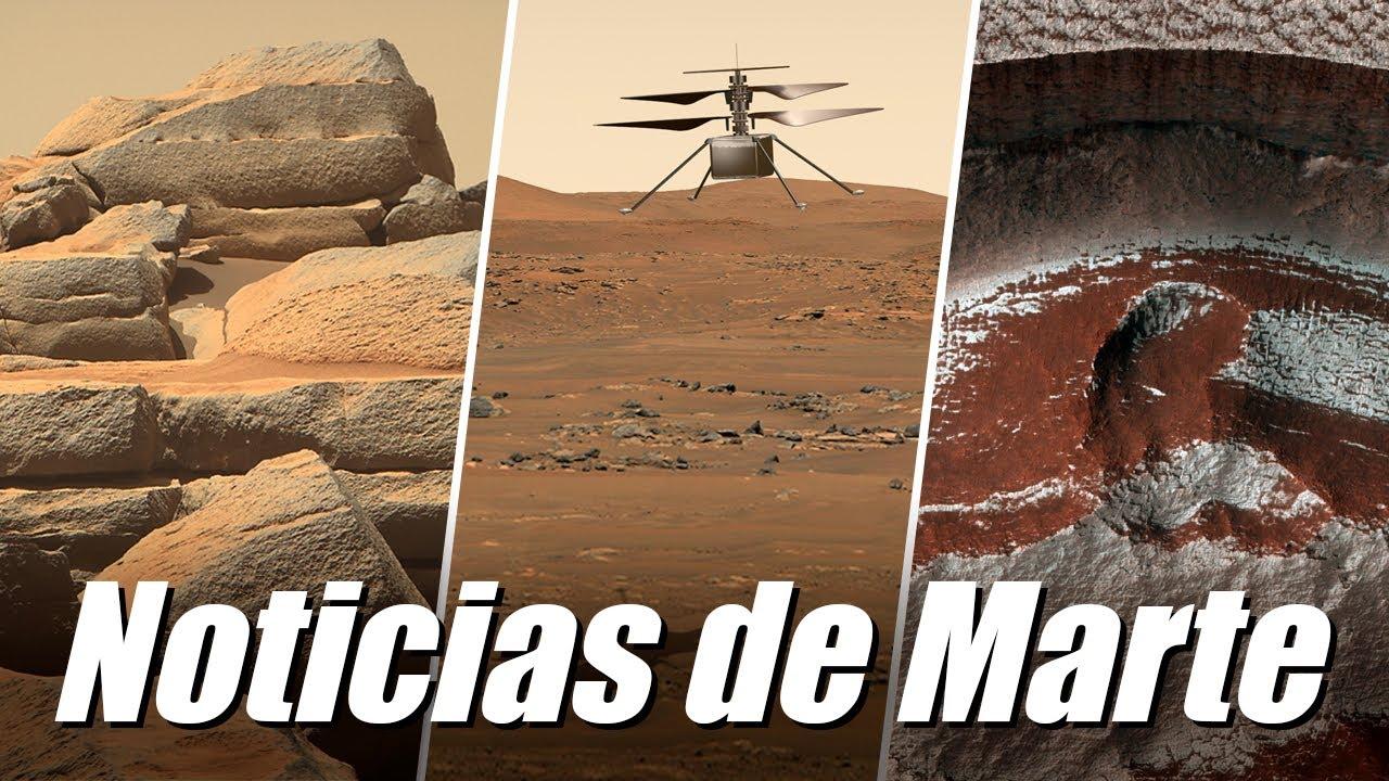 Download ÚLTIMAS NOTICIAS DE MARTE - Perseverance, Ingenuity, Curiosity / Mars News / 26-9-2021
