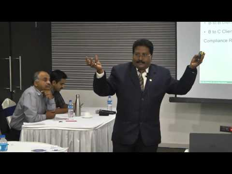 GST  - Interactive Session for Tax Practitioners - Bangalore (Part 4)