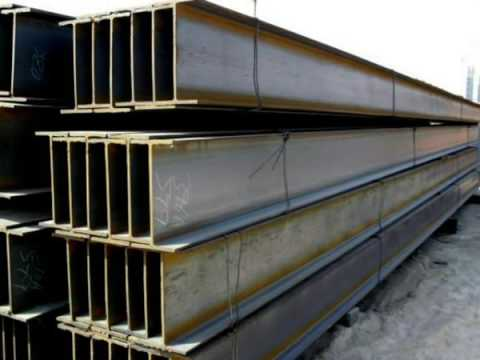 steel beam shapes ,hot rolled steel sections