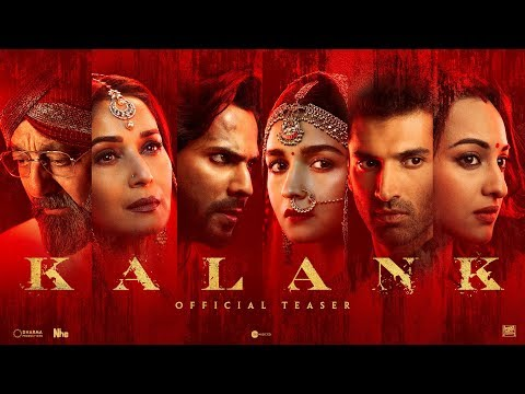 Kalank | Official Teaser
