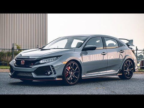 2019 Civic Type R FULL REVIEW: King of the Hot Hatches