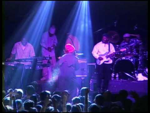 Capleton Live @ San Francisco part1 - Jah Jah City