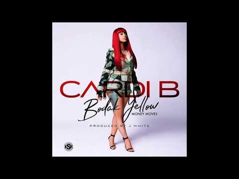 Cardi B - Bodak Yellow Instrumental [ReProd. JEOnTheButtons]