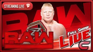WWE RAW Live Stream Full Show April 23rd 2018 Live Reactions