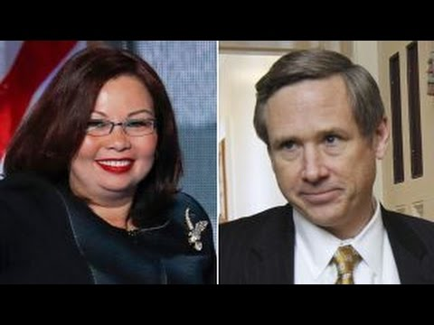 Senate race in Illinois could be close