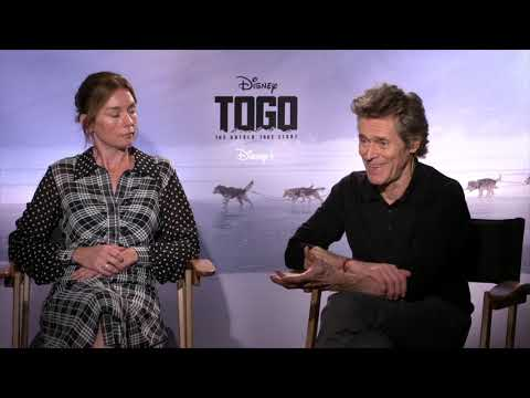 Julianne Nicholson & Willem Dafoe: TOGO