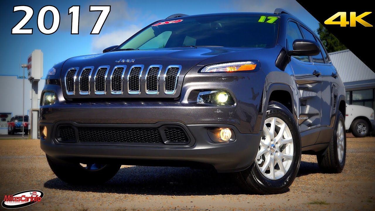 2017 Jeep Cherokee Latitude 4wd Ultimate In Depth Look