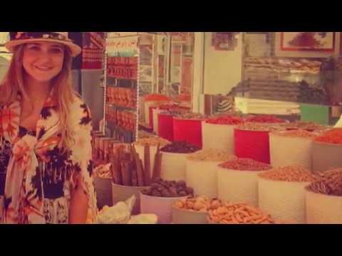 Dubai Markets (Souks)- Old Town