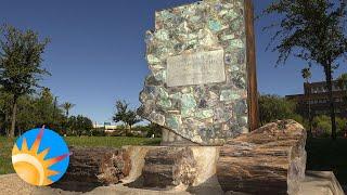 360 video: Protesters again demand Confederate monument removal near Arizona State Capitol