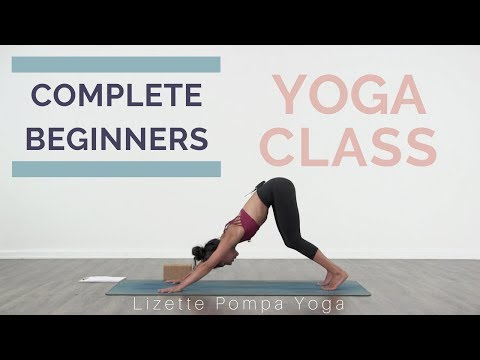 Yoga For Beginner Classes | 20 Min Beginner Yoga Class