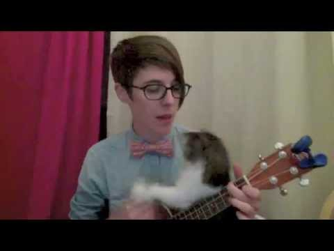 Nerdy, sexy, dirty, funny lovesong on a uke