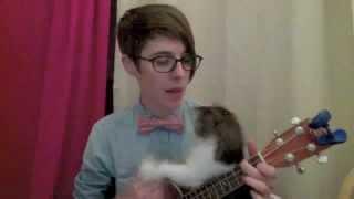 Nerdy Love Song with Added Kitten Bonus! thumbnail