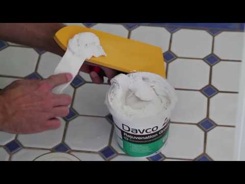 Rejuvenation Grout