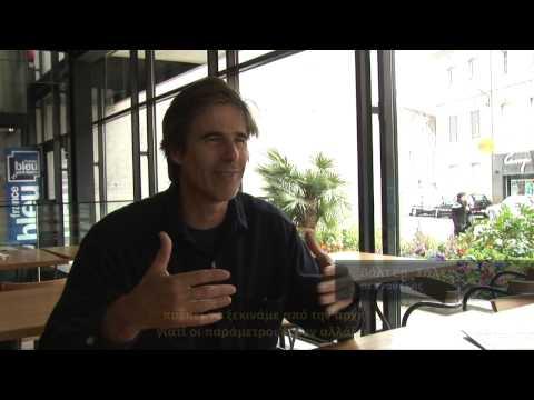 Interviewing Walter Salles