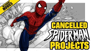 5 Cancelled SPIDER-MAN Projects