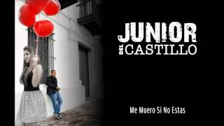 Me Muero Si No Estas - Junior Del Castillo