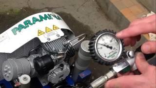 Обзор компрессора в/д Paramina Mistral M6-EM (продажа)