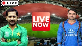 pakistan vs afghanistan live | pakistan Vs afghanistan Warm up match live streaming