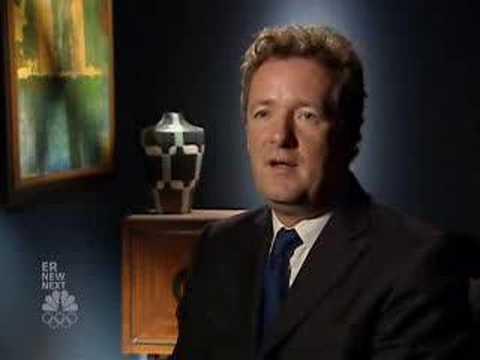 Piers Morgan on the Apprentice