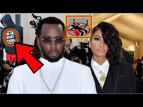 Diddy Reunites with ex CassieContract Fulfilled