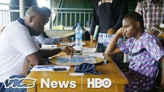 Girls In The Boy Scouts & Nigeria's Scrabble Champions: VICE News Tonight Full Episode (HBO)