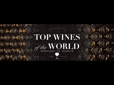 Top Wines of the World Dinner & Tasting: Burgundy vs. Barolo — Otium — Thursday / October 26, 2017