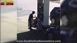 Motorcycle Drop (FAIL)