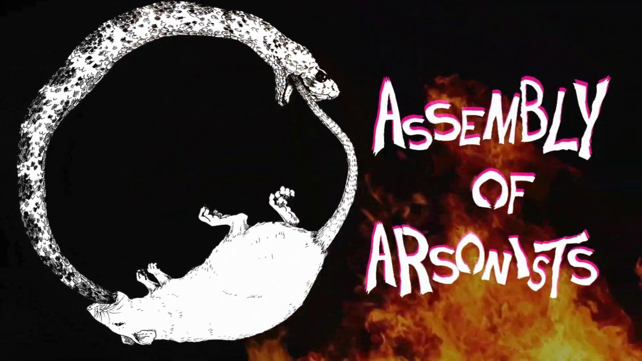 Assembly Of Arsonists- Learning At Both Ends (official Lyric Video) #1
