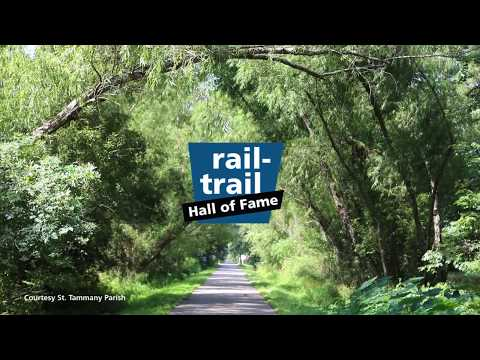 Rail-Trail Hall of Fame: Tammany Trace | Rails-to-Trails Conservancy