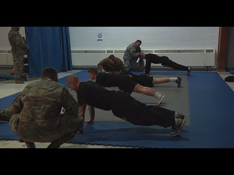 Army Physical Fitness Test, Devens Reserve Forces Training Area