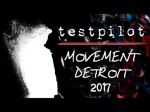 testpilot (deadmau5) @ Movement Detroit 2017 [TECHNO SET]