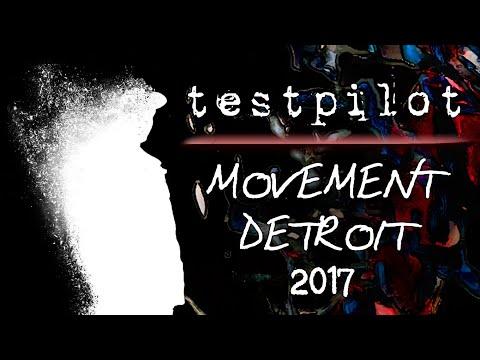 testpilot (deadmau5) @ Movement Detroit 2017 [TECHNO SET]