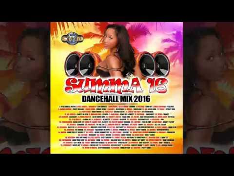 DJ Marvin Chin - Summa 16 (2016 Dancehall Mixtape)