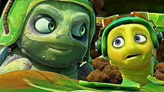 Insectibles | THE DEFRAUDABLES | Cartoon Animated Series For Children by Oddbods & Friends