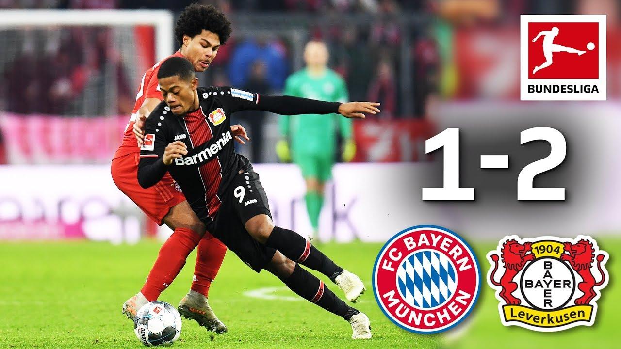 Bailey Goals Shock Neuer & Co. I FC Bayern München vs. Bayer Leverkusen I 1-2 I Highlights
