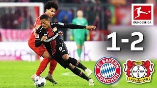Bailey Goals Shock Neuer & Co. I FC Bayern München vs. Bayer Leverkusen I 1-2 I Highlights