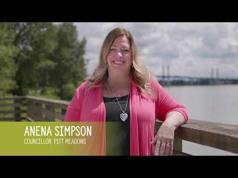 Councillor Simpson is Pitt Meadows Proud™