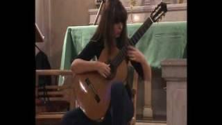 Roxane Radoux , Valse Favorite, fête de la musique 2010