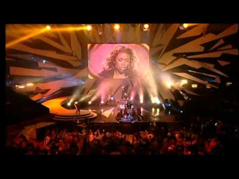 Brandy - Afrodisiac (Live @ Mobo Awards)