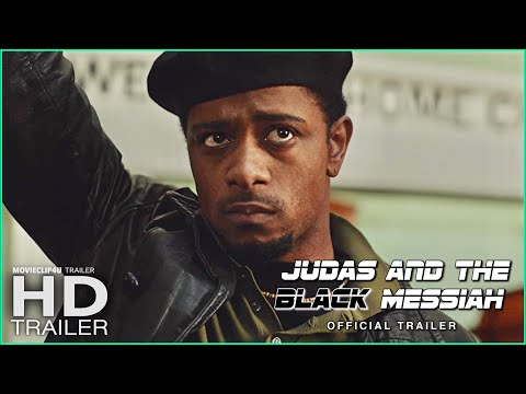 JUDAS AND THE BLACK MESSIAH OFFICIAL TRAILER (2021)