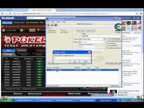 Cheat Poker Chip 999999999 By MuhammadSuriansyah