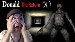 Donald the Return | WORST GAME EVER? | Indie Horror Game | Commentary/Face cam reaction