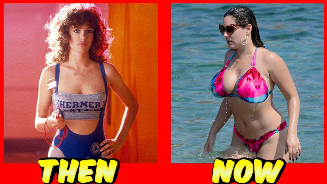 Weird Science Cast: Then and Now (1985 vs 2020)