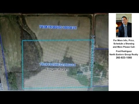 825 North Old State Rd 1, Angola, IN REAL ESTATE VIDEO