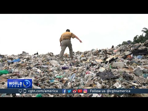 Malaysia Inundated With Western Plastic Waste After Chinese Ban